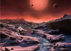 39광년 떨어진 곳에서 지구 크기 '삼형제' 발견