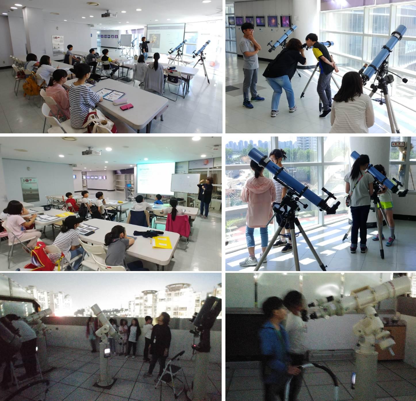2018 천문천체관측동아리 5월 활동
