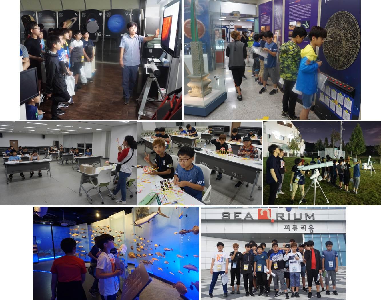 2018 청산별곡 생태캠프