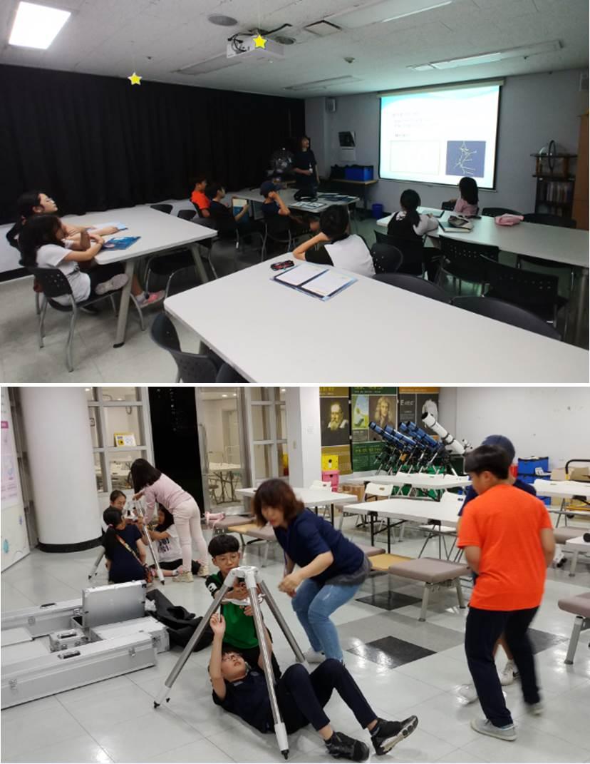 2018 천문천체관측동아리 9월 활동